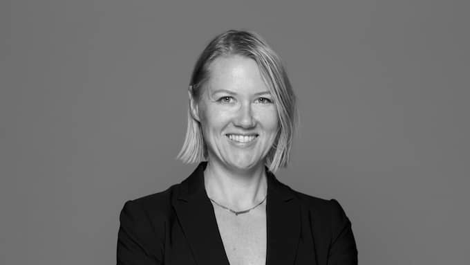 Pia Björstrand, advokat och talesperson Klimataktion tycker att de nya åtgärderna är bra. Foto: / Johan Töpel