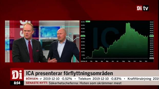 """Dagel och Wendt om ICA:s utveckling: """"Gått starkt"""""""