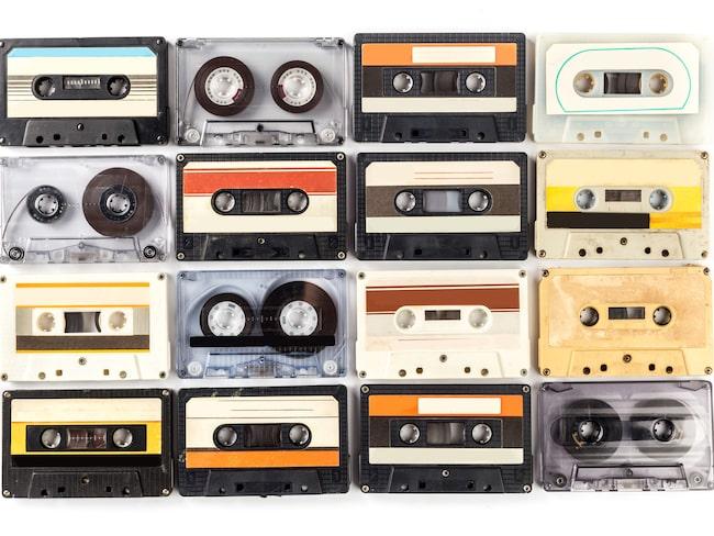 Kassettbanden kom att bli ett av de mest framgångsrika formaten överhuvudtaget för lagring av ljud och musik.