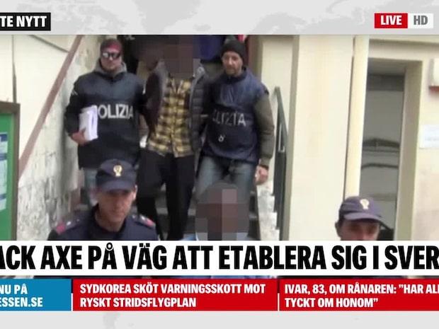 Nigeriansk maffia kan ha rotat sig i Göteborg