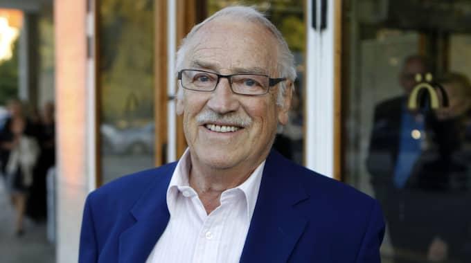 Skådespelaren Stig Grybe har gått bort. Foto: Ronny Johannesson / KVP