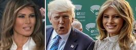 Melania Trumps föräldrar fick  permanent uppehållstillstånd