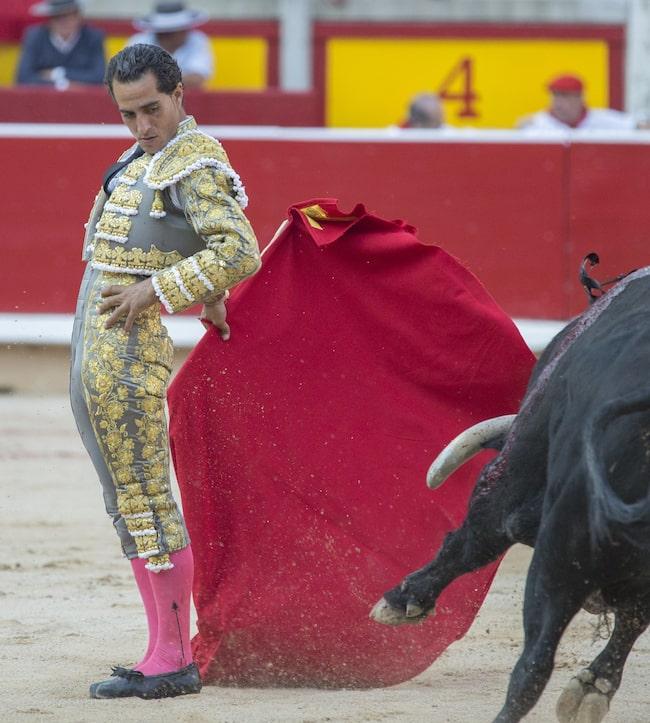 Sexuella overgrepp pa tjurfestival i spanien