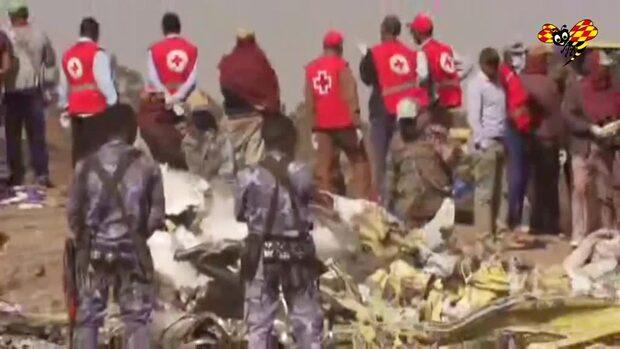 Boeing får skulden för flygkraschen i Etiopien