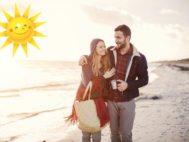 En härlig dag på stranden får dig att må bättre mentalt, visar ny studie från Nya Zeeland.
