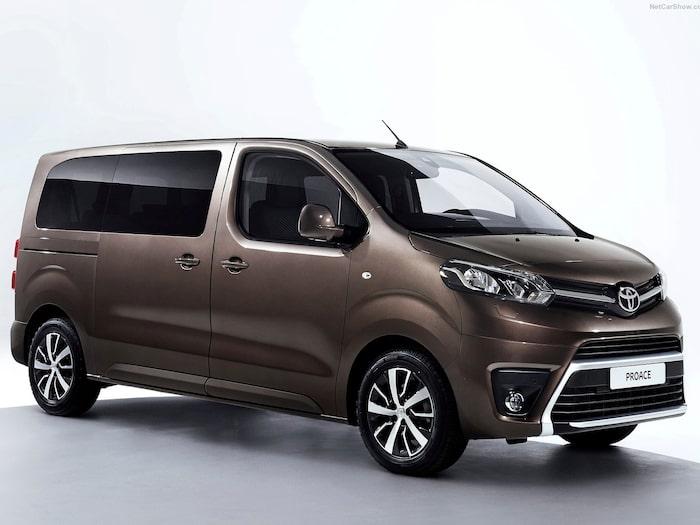 Toyota ProAce.