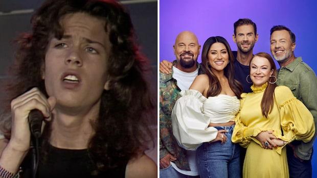 """Okända videon visar """"Idol""""-profilens förflutna"""