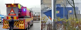 Bekämpningsmedel  orsakade gasutsläpp