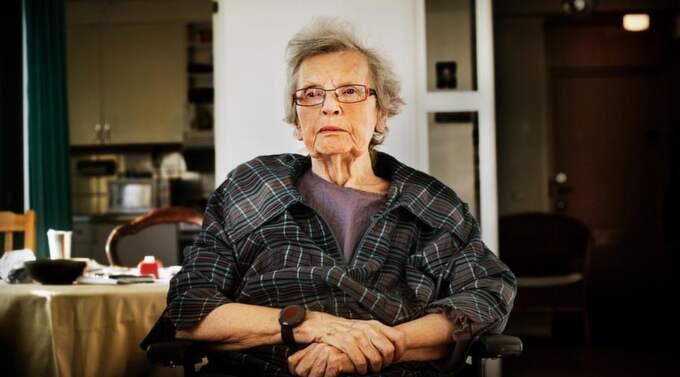 Brita Fjelkestam-Nilsson, 78. Foto: Stefan Källstigen/Mitt i Stockholm