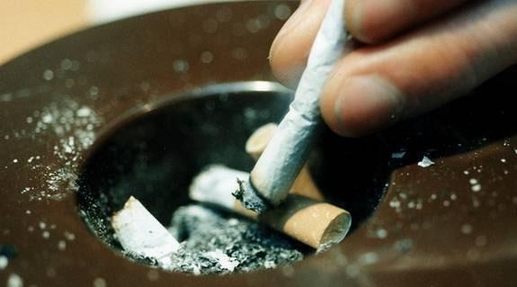 Släck din sista cigarett 2008.