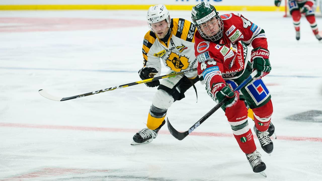 elitserien hockey 2019 tabell