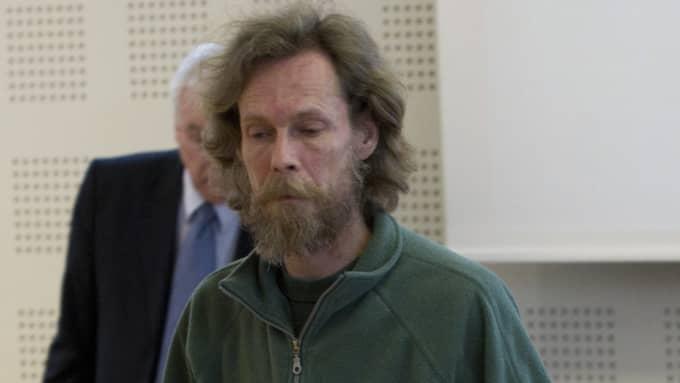 Ulf Borgströms, även kallad Gryningspyromanen, frigivning skjuts upp 23 dagar. Det har Kriminalvården beslutat, uppger hans advokat Viktor Svartz för Kvällsposten. Foto: Tomas Leprince