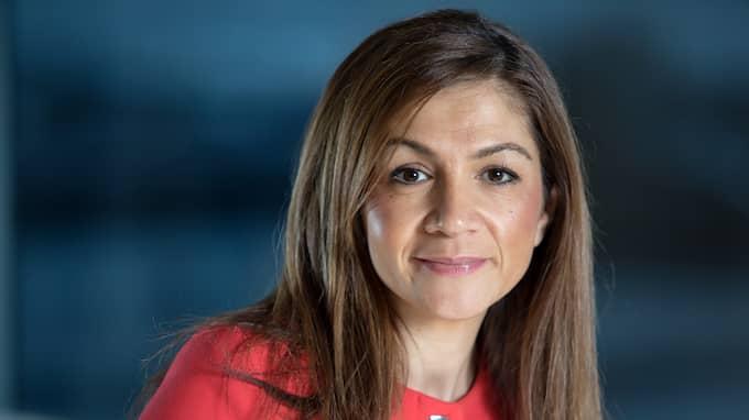 Gulan Avci är ordförande för Liberala kvinnor. Foto: LENA LARSSON