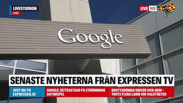 Google döms till nya miljardböter av EU