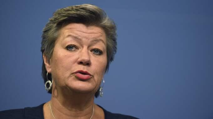Bo Hammar var tidigare gift med Arbetsmarknads- och etableringsminister Ylva Johansson. Foto: Pontus Lundahl