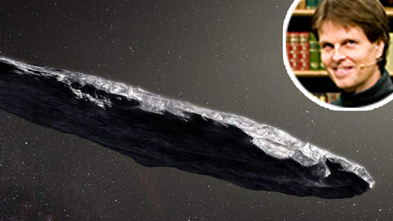 Gigantisk asteroid passerar jorden