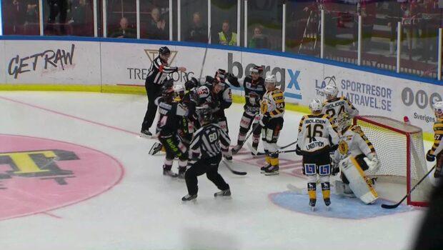 Höjdpunkter: Malmö-Skellefteå