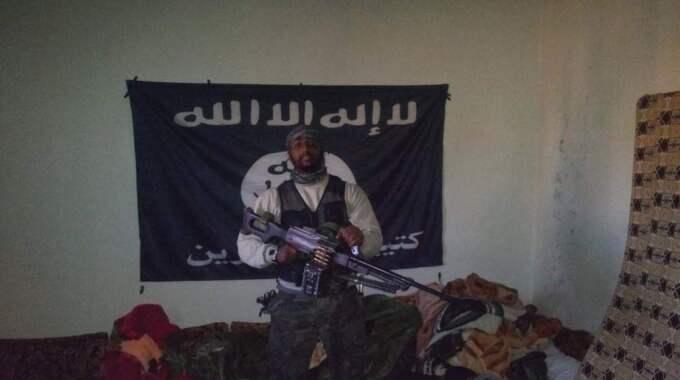 Al Amin Sultan, 30, dömdes till livstids fängelse för terroristbrott.