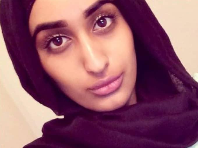 Aiman Kayani, grundare till Voice of hijabis.