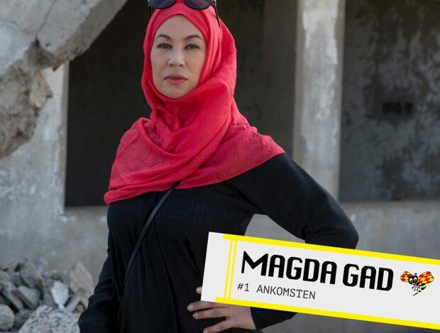 Magda Gad – Ankomsten