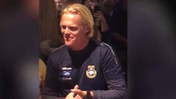 Här firas VM-hjälten vid hemkomsten till Sverige