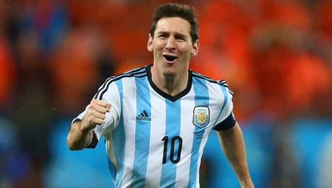Lionel Messi Foto: Ronald Martinez