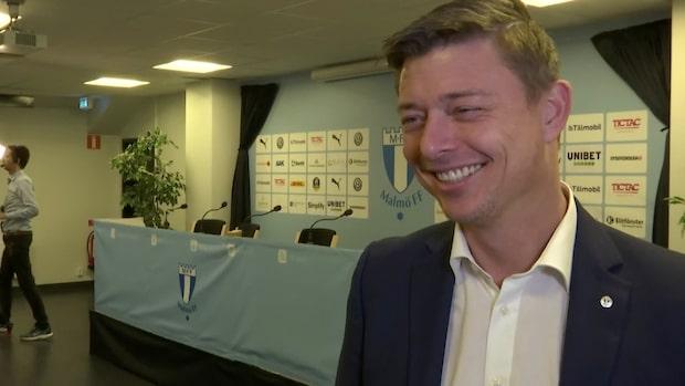 """Jon Dahl Tomasson: """"Jag är här för att vinna SM-guld"""""""