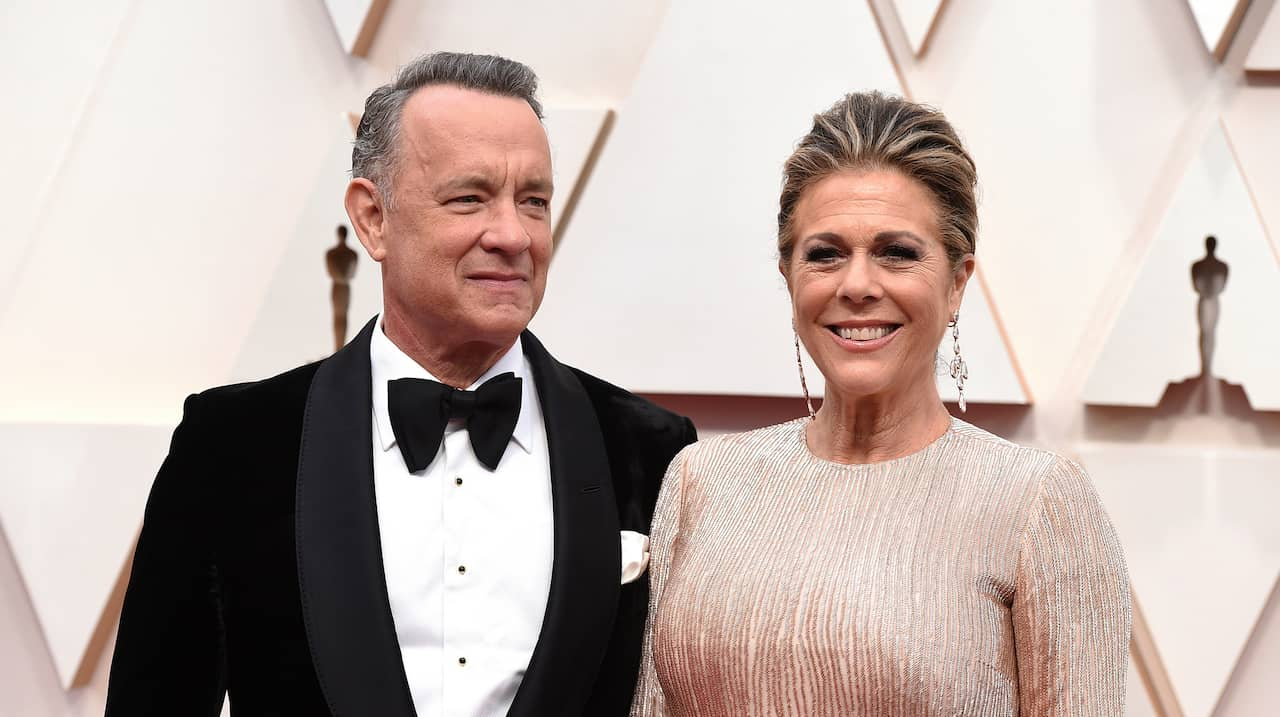 Tom Hanks smittad av coronaviruset