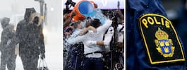 MORGONENS NYHETER: Snökaos,  Super Bowl och misstänkt mord