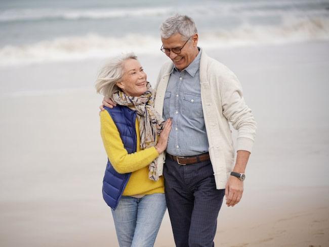 30 minuters morgonpromenad kan sänka ditt blodtryck.