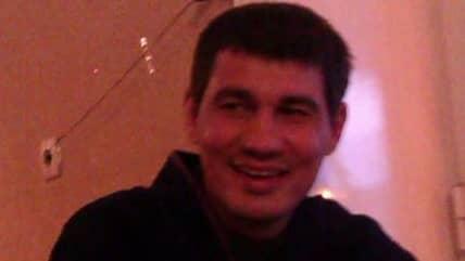 Rakhmat Akilov körde lastbilen på Drottninggaten den 7 april 2017.