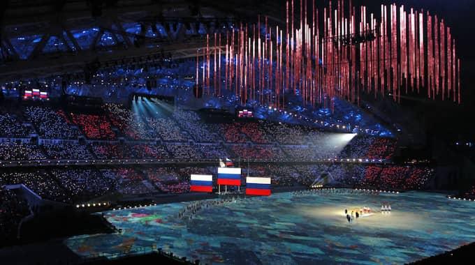 Bland de utpekade dopade ryska idrottarna finns tolv medaljörer från OS i Sotji. Foto: Gepa Pictures/ Daniel Goetzhaber / GEPA PICTURES BILDBYRÅN