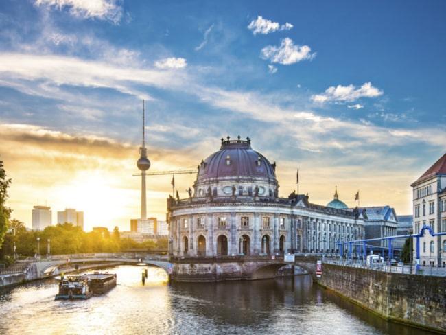 <span>Ingen annan stad sägs ha inspirerat David Bowie som Berlin gjorde.</span>