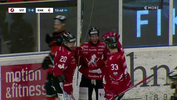 Höljdpunkter: Vita Hästen-Karlskrona