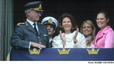 Kungen fyller 60 år den 30 april och bjuder kungligheter från hela Europa på fest.