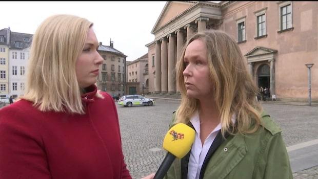 """Rydhagen om Madsen-rättegången: """"Oerhört mycket på spel"""""""
