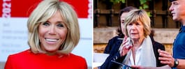 Brigitte Macron i blåsväder  – för färgstarka väninnan