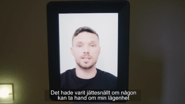 Marcus Berg lånar ut sin lägenhet under VM
