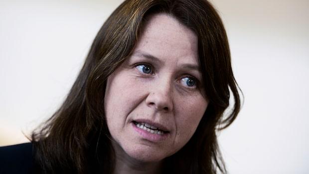 Sverige stoppas på mötet - efter regeringskrisen
