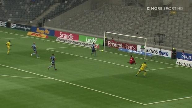 Highlights: Djurgården-Sundsvall 1-1