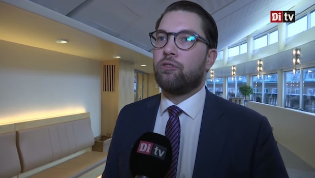 Jimmie Åkesson om SD:s beslut i budgetfrågan