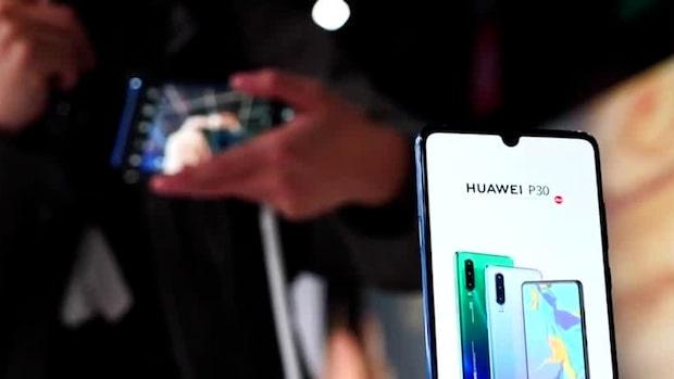Kinesiska Huawei och ZTE stängs ute när 5G i Sverige byggs ut