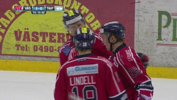 Highlights: Västervik-Tingsryd 3-0