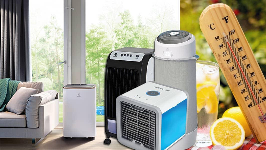 Populära Köpa luftkylare eller portabel AC – 10 populära modeller PC-19