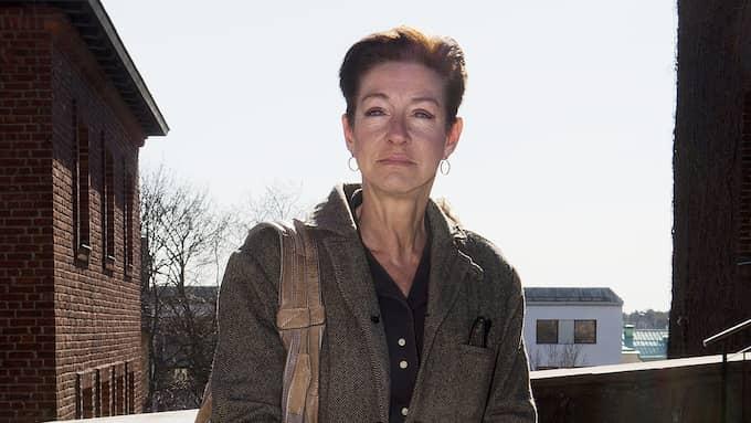 Nina Lekander är författare och medarbetare på Expressens kultursida. Foto: FOTO GUNNAR SEIJBOLD