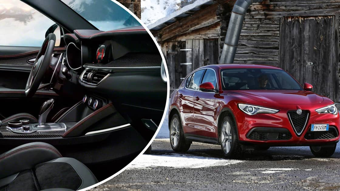test alfa romeo stelvio r f rtrollande vacker och hackig allt om bilar. Black Bedroom Furniture Sets. Home Design Ideas
