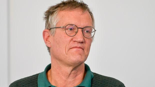 Anders Tegnell slår tillbaka mot kritikerna
