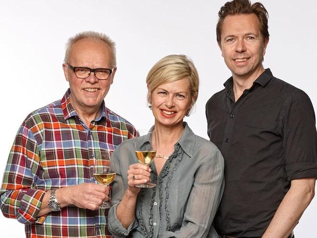 Allt om Vins Håkan Larsson, Gunilla Hultgren Karell och Andreas Grube var några av experterna som satt i juryn för Årets Vinare.