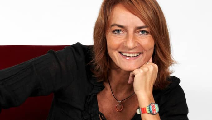 Jeanette Larsson. Foto: Privat
