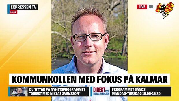 Kommunkollen: I dag med fokus på Kalmar kommun